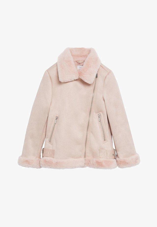 PINK - Winterjacke - light pink