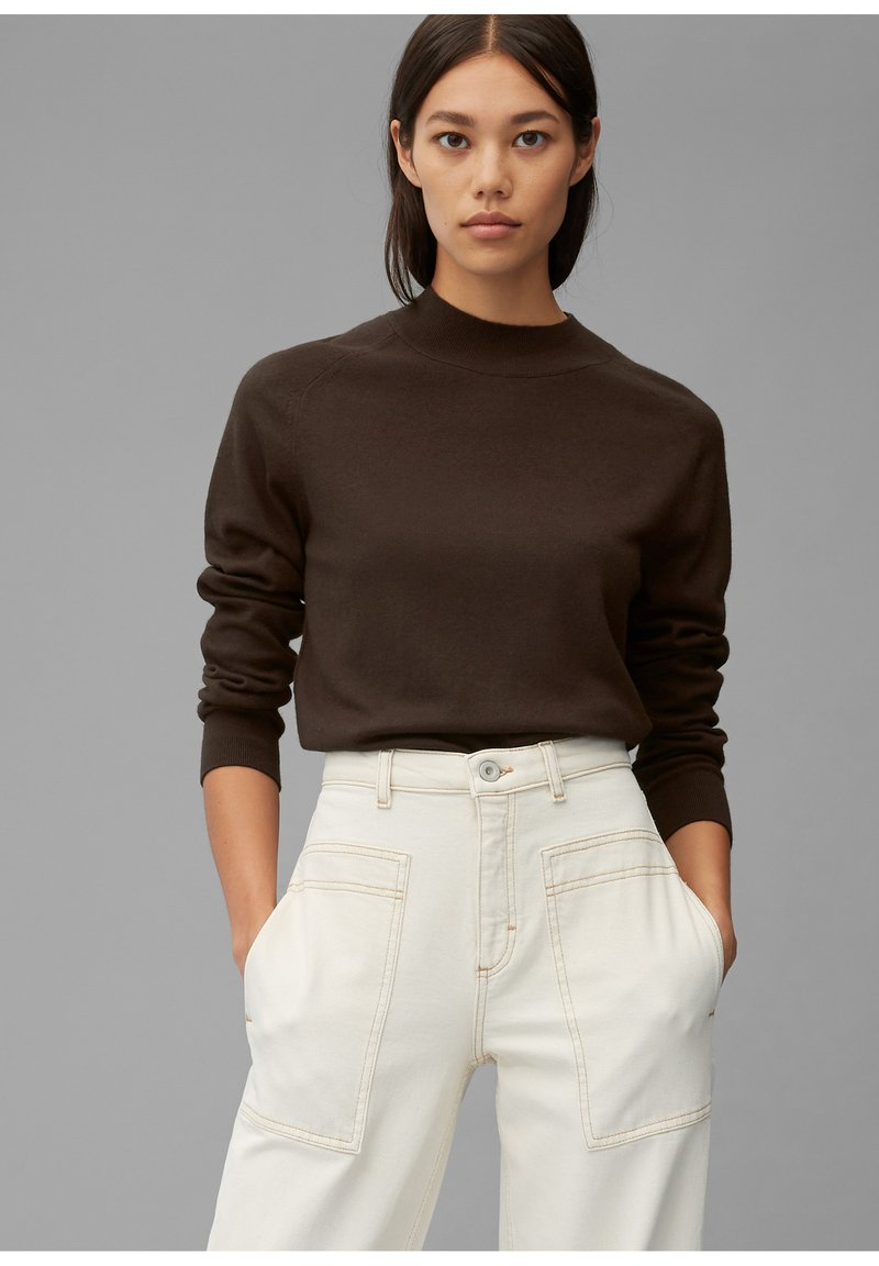 Marc O'Polo - Jumper - dark chocolate