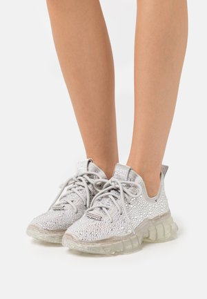 MILLIONAIRE - Trainers - silver