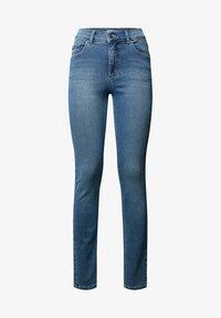 jeans meliert