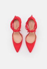 Even&Odd - Lace-up heels - red - 5