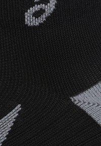 ASICS - 2 PACK - Trainer socks - real white - 2