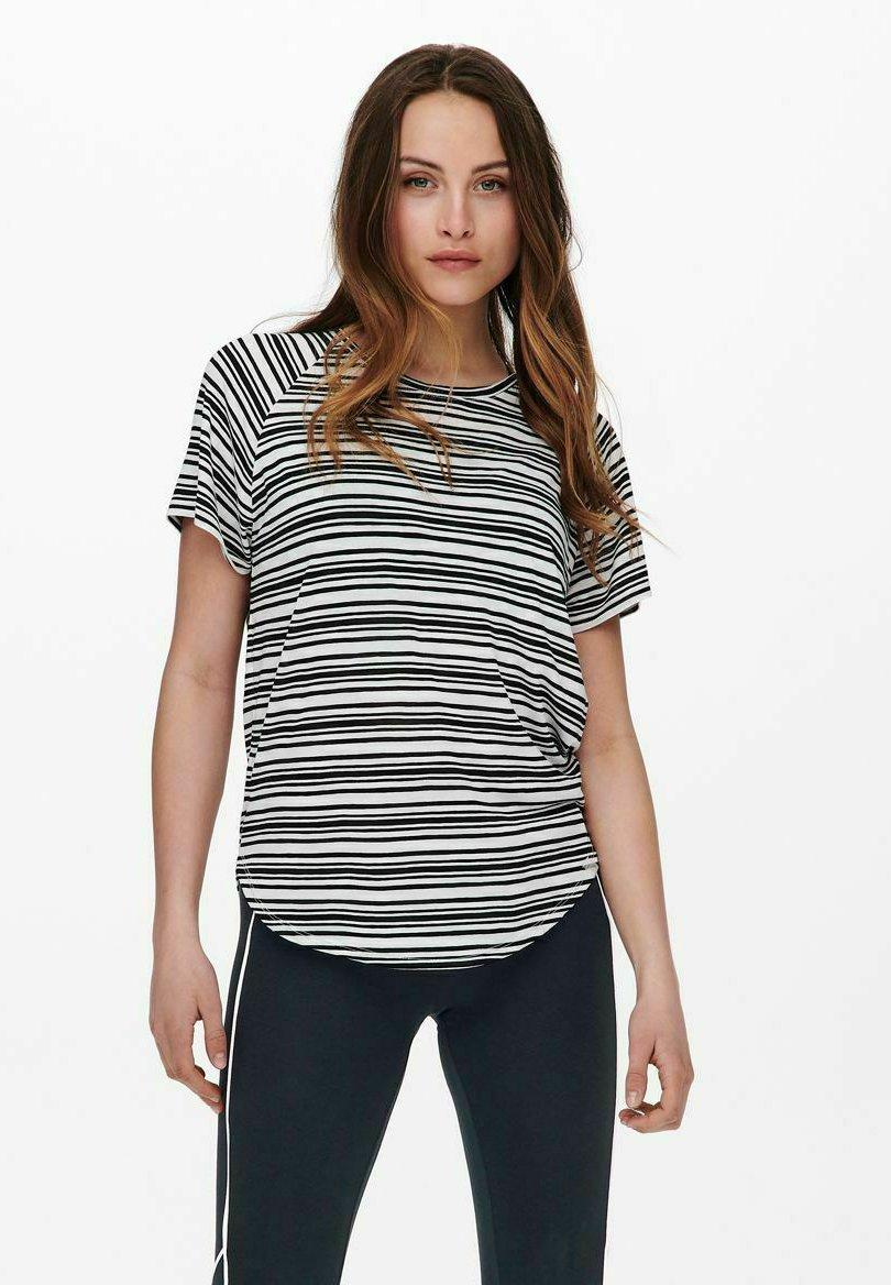 Femme T-shirt imprimé