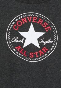 Converse - COLORBLOCK SET - Trainingspak - black heather - 3