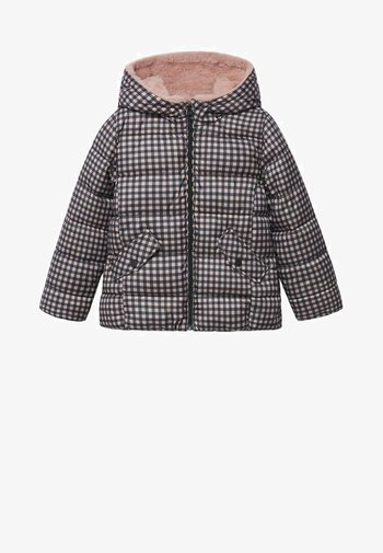 Winter jacket - rose pâle