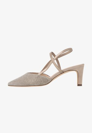 MITTY - Pumps - sand shimmer