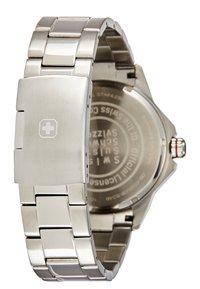 Swiss Military Hanowa - DAY DATE CLASSIC - Watch - black/silver-coloured - 1