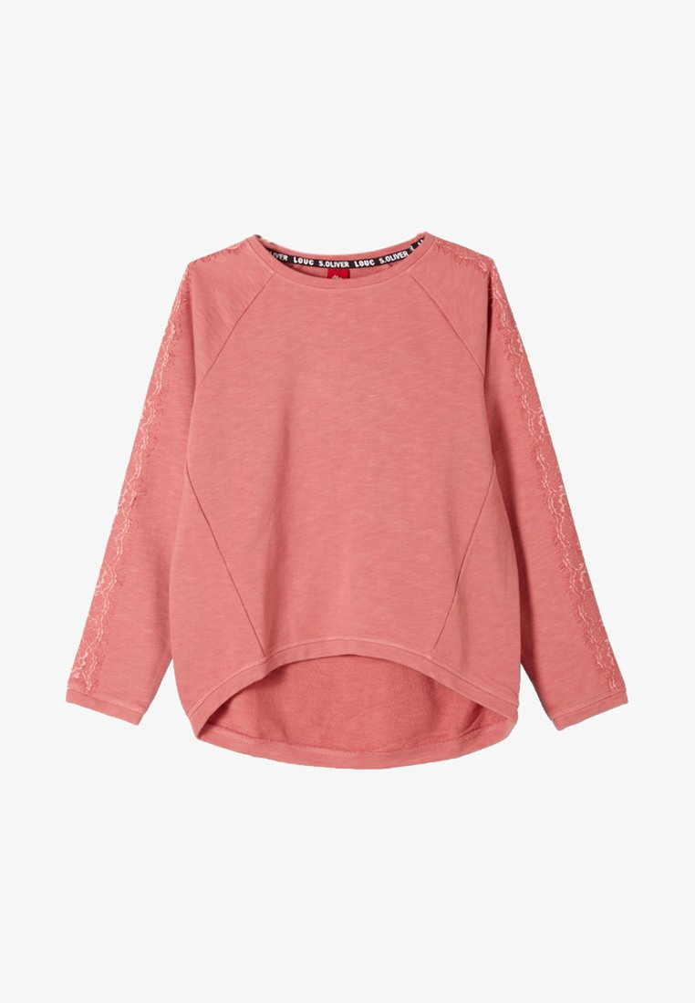 s.Oliver - Long sleeved top - pink