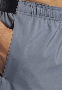 Reebok - WORKOUT READY SHORTS - Sports shorts - grey - 3