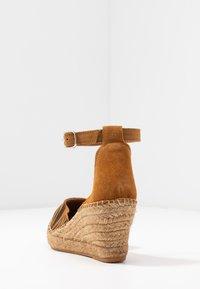 Shoe The Bear - SALOME - Plateaupumps - tan - 5