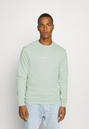 Sweatshirt - mint