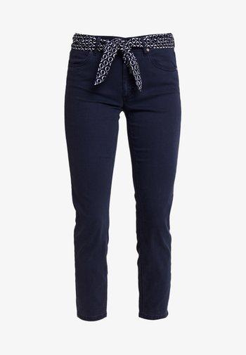 LULEA - Trousers - midnight blue