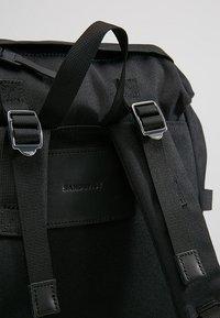 Sandqvist - HARALD - Ryggsäck - black - 5