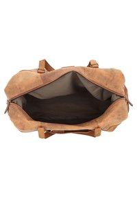 Harold's - Weekend bag - brown - 4