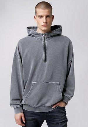 Hoodie - vintage grey