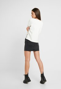 Roxy - EXCHANGE YOUR - Stickad tröja - snow white - 2