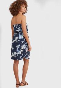 Next - BOOBTUBE  - Day dress - dark blue - 2