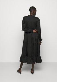 Bruuns Bazaar - EMILLEH RAVEN DRESS - Maxi dress - black - 2