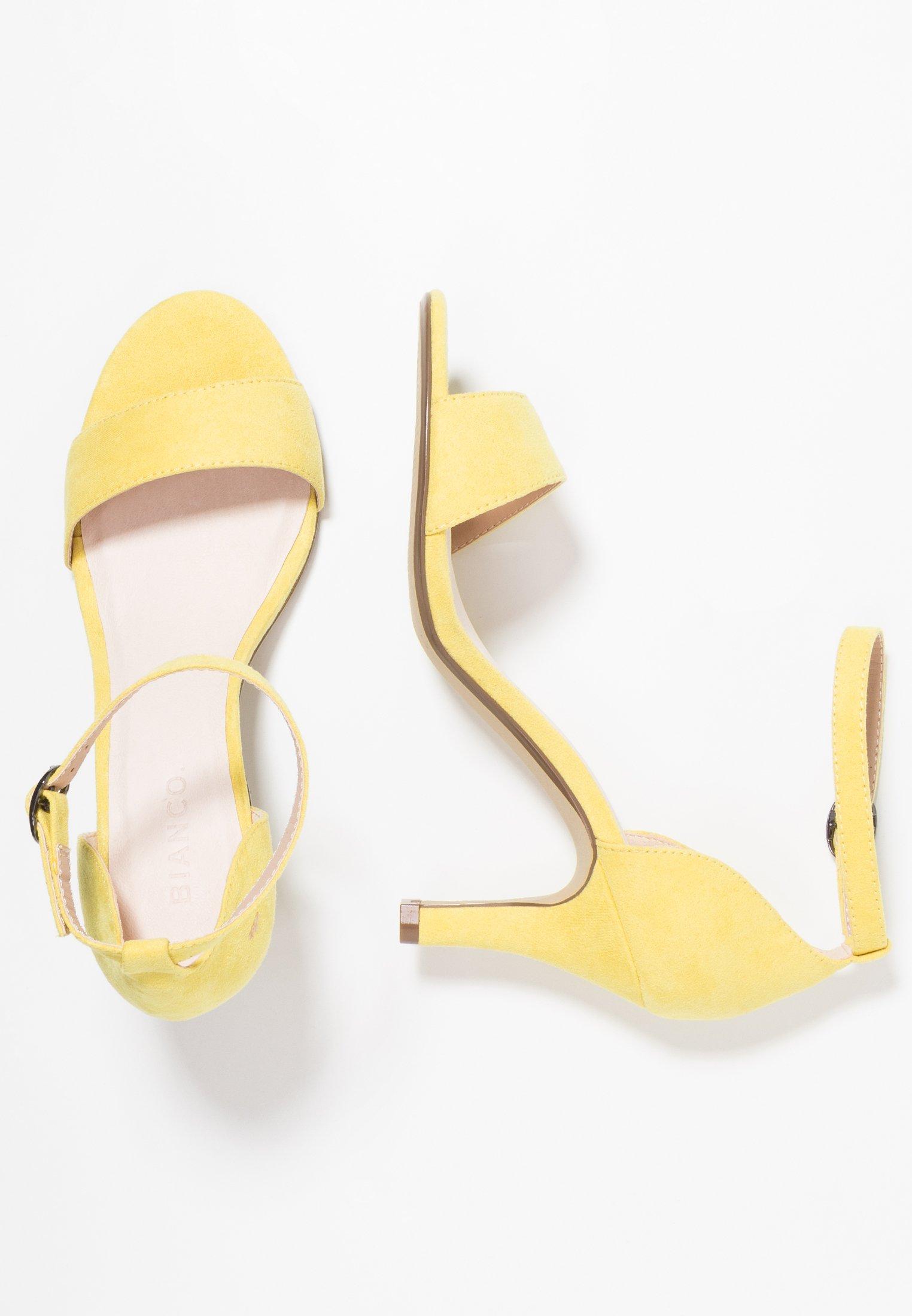 BIAADORE BASIC Sandaler yellow