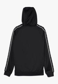 Nike Sportswear - B PK  TAPE - Hoodie - black/white - 1