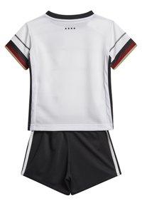 adidas Performance - DEUTSCHLAND DFB HEIMTRIKOT BABYKIT - Pelipaita - white/black - 1