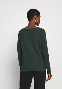 Esprit - Jumper - dark green - 2