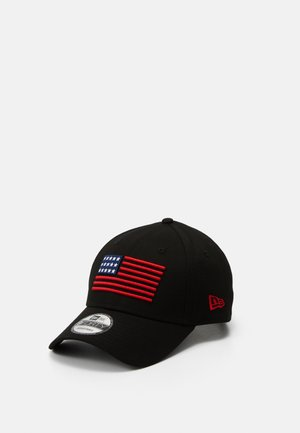 FLAG PACK USA - Gorra - black