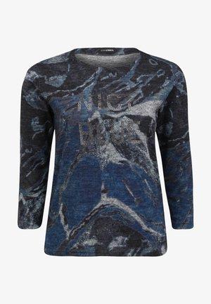 SWEATSHIRT NICE BLUE - Sweatshirt - jeansblau