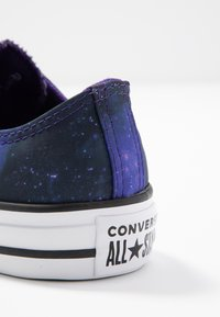 Converse - CHUCK TAYLOR ALL STAR MISS GALAXY - Trainers - black/court purple/white - 2