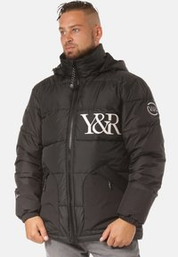 Young and Reckless - PUFF - Winter jacket - black - 2