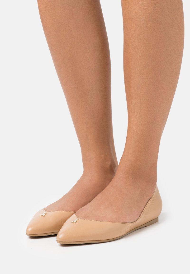 Patrizia Pepe - Ballet pumps - pompei beige