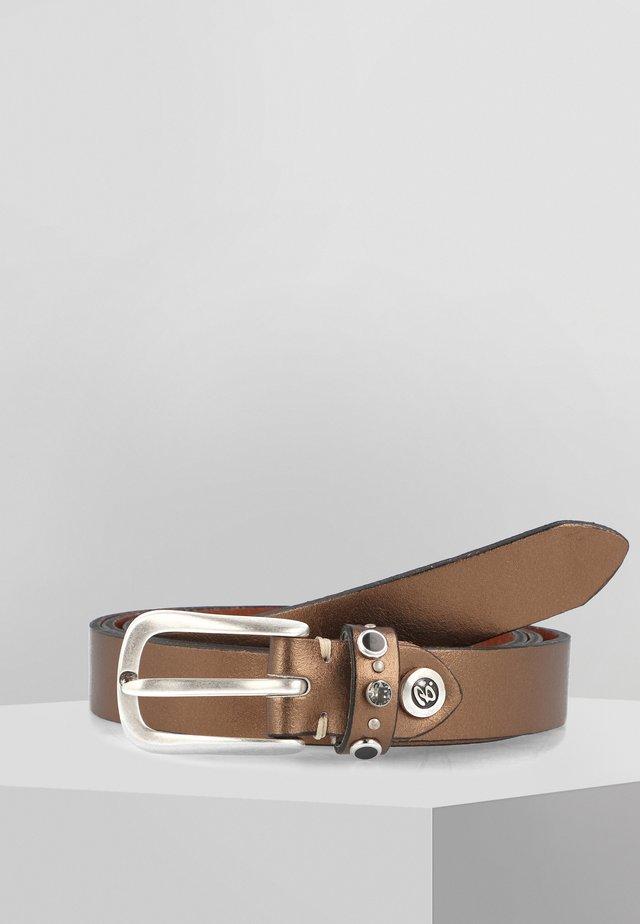 JACLYN  - Belt - copper metallic