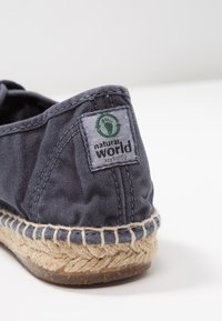 Natural World - INGLES  - Espadryle - marino enz - 2