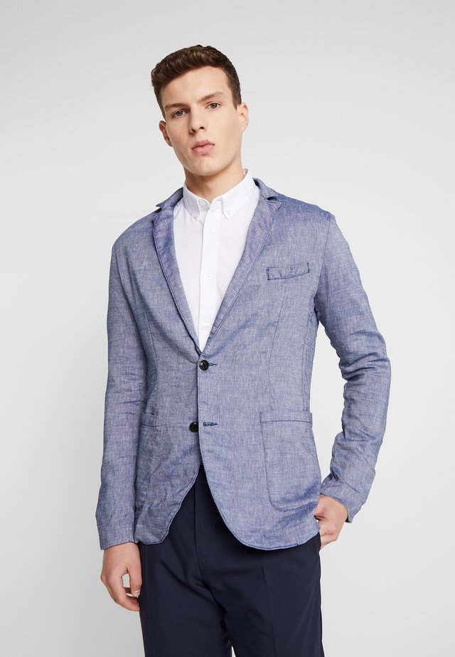 ELIOT CROSS - Blazer jacket - navy