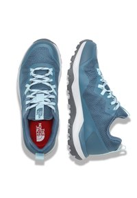 The North Face - W ACTIVIST FUTURELIGHT - Hiking shoes - mallardblue/starlightblue - 5