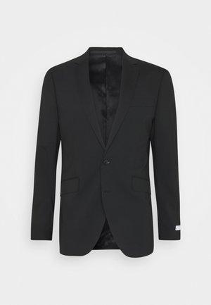 JAMES - Suit jacket - black