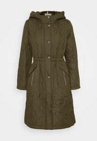 comma casual identity - Classic coat - khaki - 6
