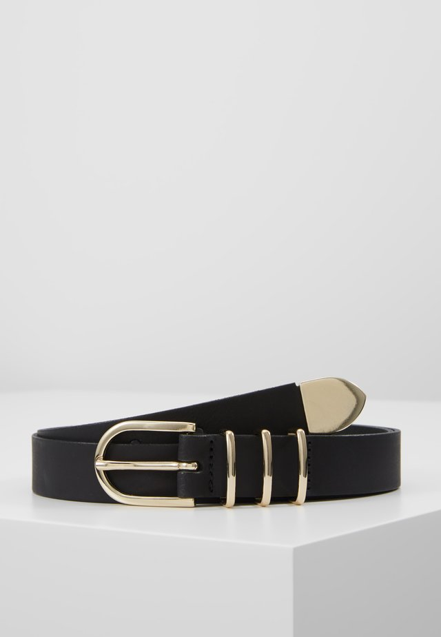 TF0081L07 - Belt - black