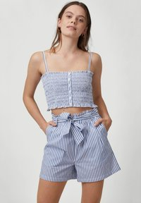 O'Neill - VACATION CO-ORD - Top - blue with white - 0