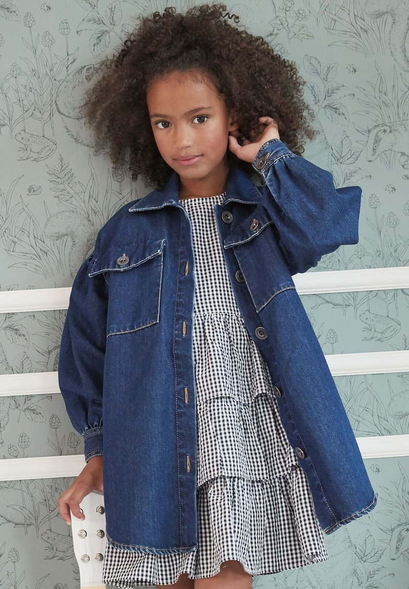 Next - Denim jacket - blue denim