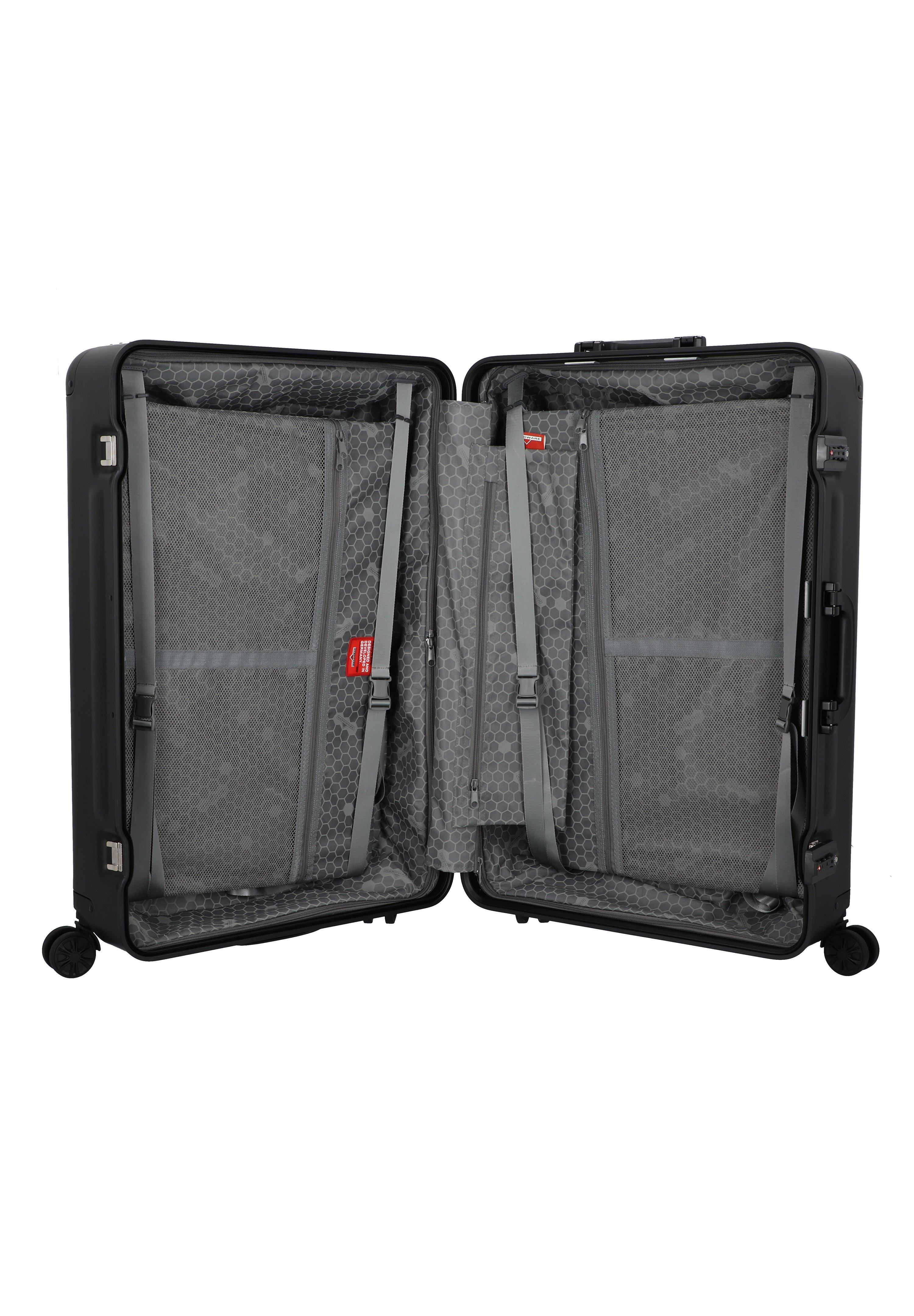 Hardware Trolley - black/schwarz - Herrentaschen h4per