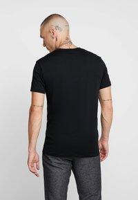 AllSaints - TONIC CREW - Basic T-shirt - jet black - 2