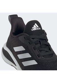 adidas Performance - FORTARUN  - Matalavartiset tennarit - black - 8