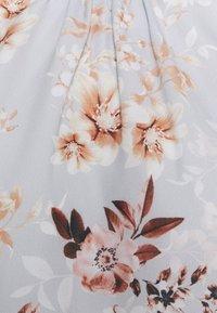 True Violet Petite - SLEEVE FIT AND FLARE DRESS - Denní šaty - grey - 2