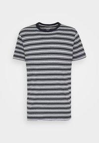JORRASPO TEE CREW NECK - Print T-shirt - light grey melange