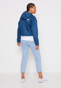 The North Face - CROPPED QUEST JACKET  - Hardshell jacket - monterey blue - 3