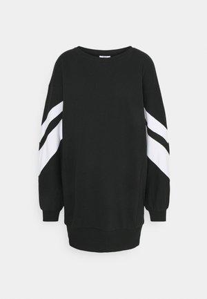 ONLJOSSA SPORTY DRESS - Day dress - black