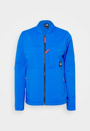 TEAM KIT MID LAYER - Ski jacket - clear lake blue