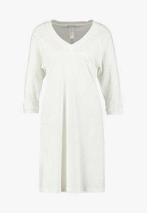 PURE ESSENCE 3/4 ARM - Camicia da notte - off white