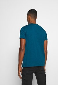 Esprit - Basic T-shirt - petrol blue - 2